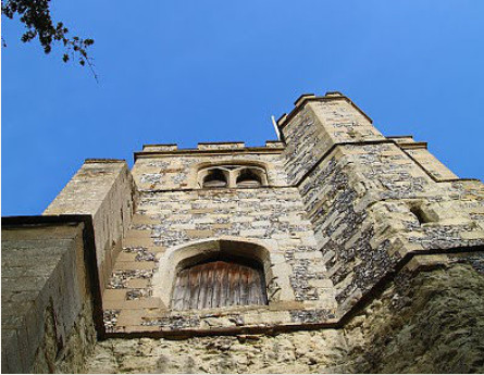 Image of the church tower